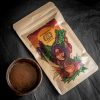 opakowanie prawdziwego kakao, napój bogów