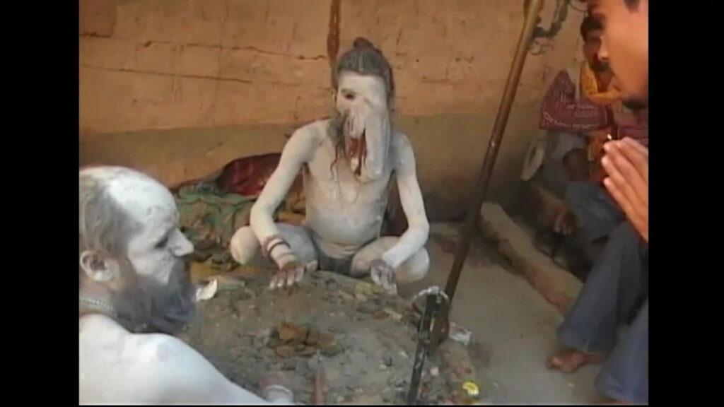 Guru Ganesh Baba – niczym postać ze snu